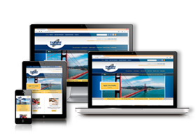 Fairway Website Responsive Design