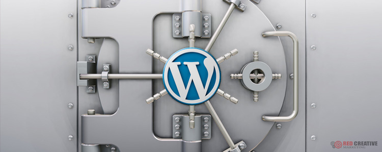 Upgrade WordPress for Security